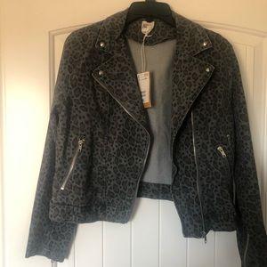 Denim by H&M jacket size 10 NWT